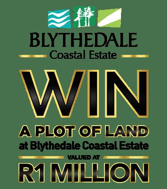 WIN A PLOT OF LAND!