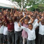 New GuelderlandStudents Celebrate at School
