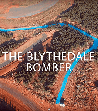 The Blythedale Bomber